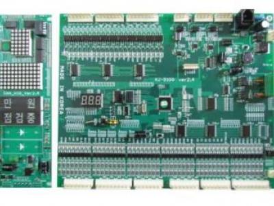 Hệ điều khiển Vi xử lý FUJI