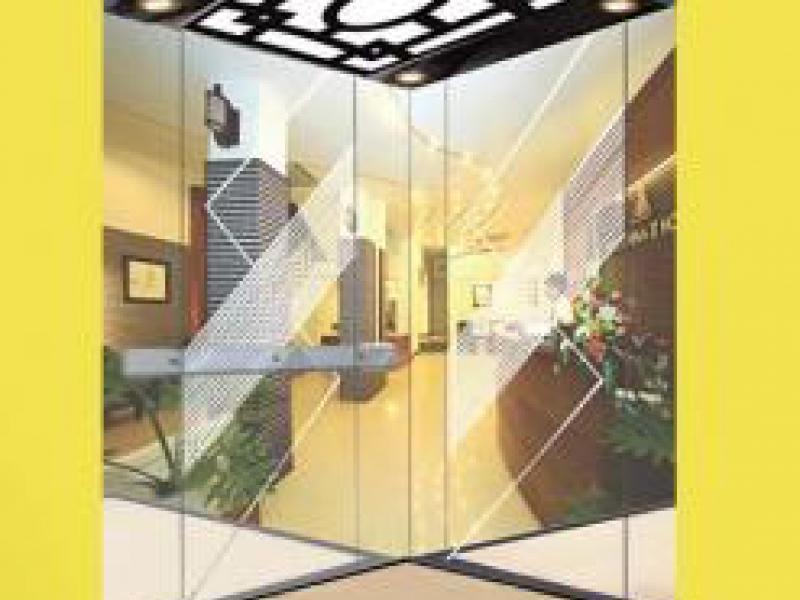 Cabin Hoa văn lựa chọn Phong thuỷ SVE-LD05
