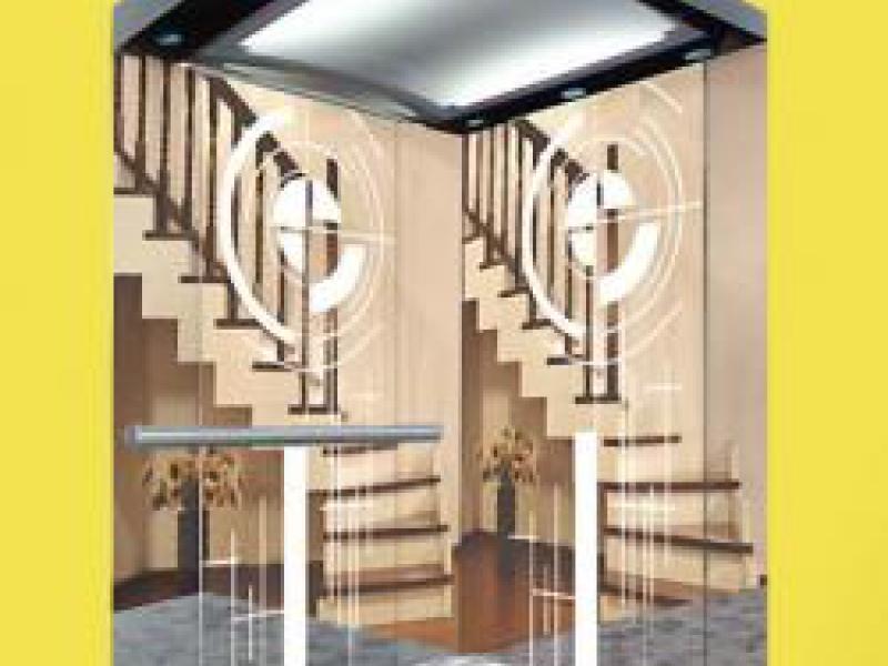 Cabin Hoa văn lựa chọn Phong thuỷ SVE-LD06